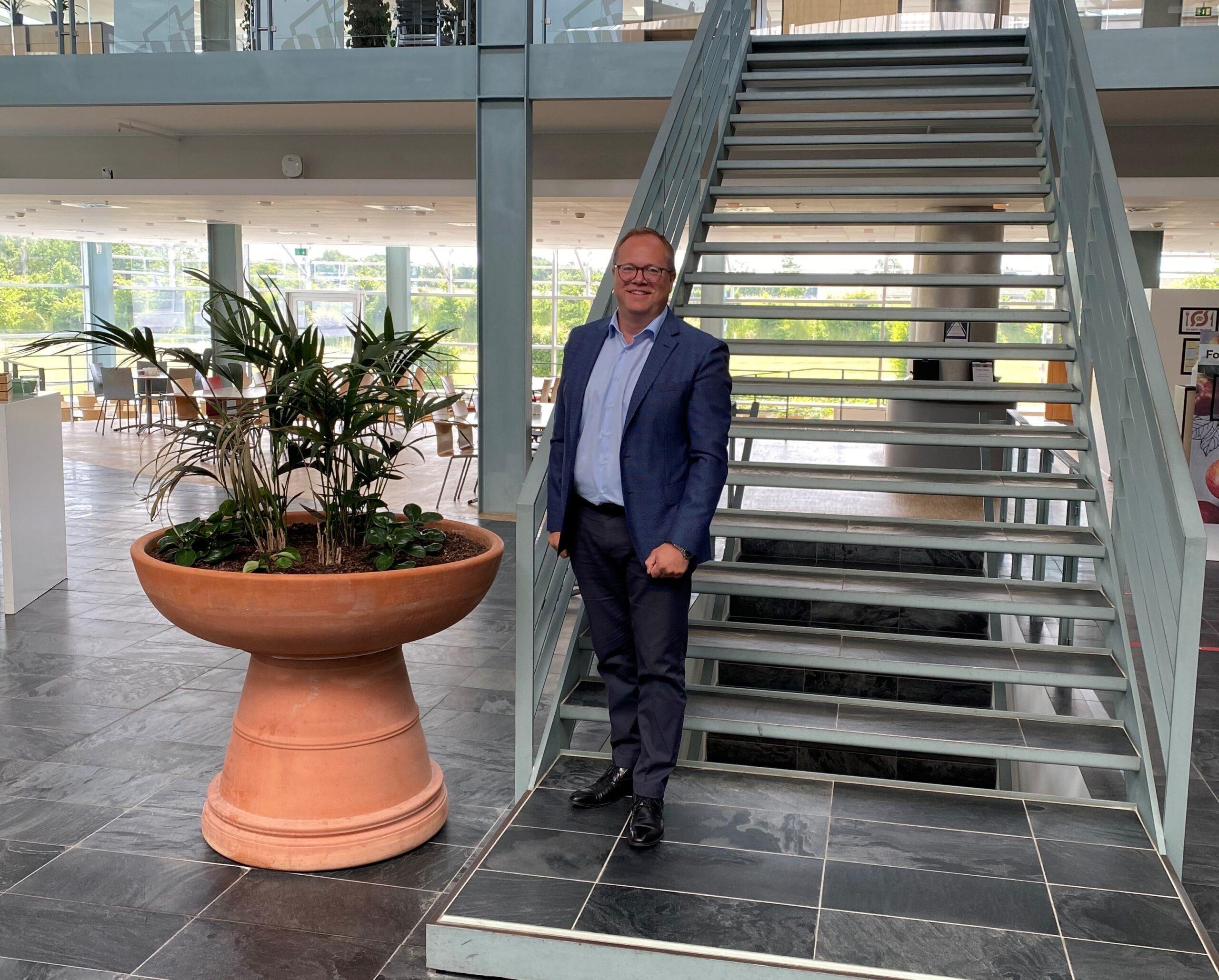 Velkommen til Jørgen Peter Rasmussen